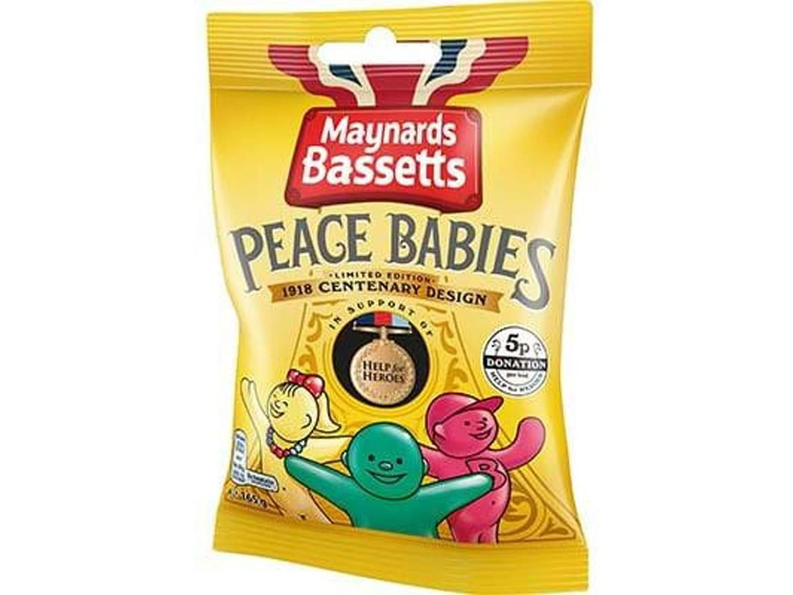 Special limited-edition pack of Jelly Babies launched ...