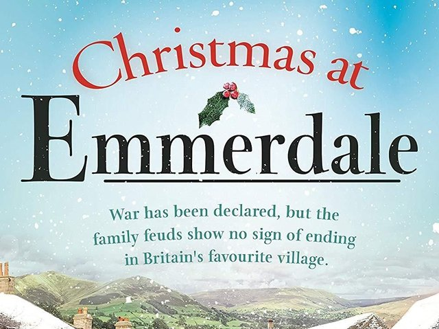 Christmas at Emmerdale by Pamela Bell