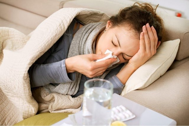 Having flu and Covid-19 at the same time significantly increases the risk of death (Photo: Shutterstock)