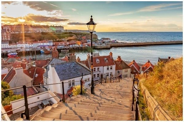 These 10 Destinations Are The Most Popular Holiday Spots In The Uk Lancashire Evening Post