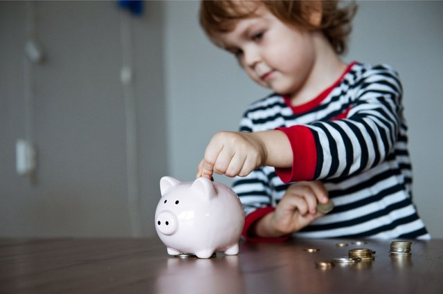 Did you put money away for your child in a fund years ago and have only just remembered about it? (Photo: Shutterstock)