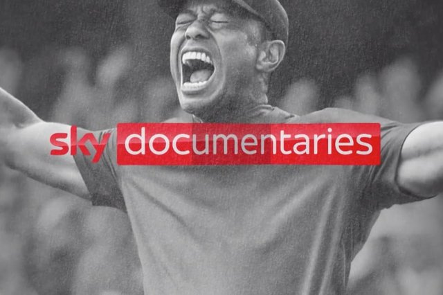 Sky customers can watch the headlining film, Tiger Woods: Back, at 9pm, June 5, on Sky Documentaries and NOW TV. (Credit: Sky)