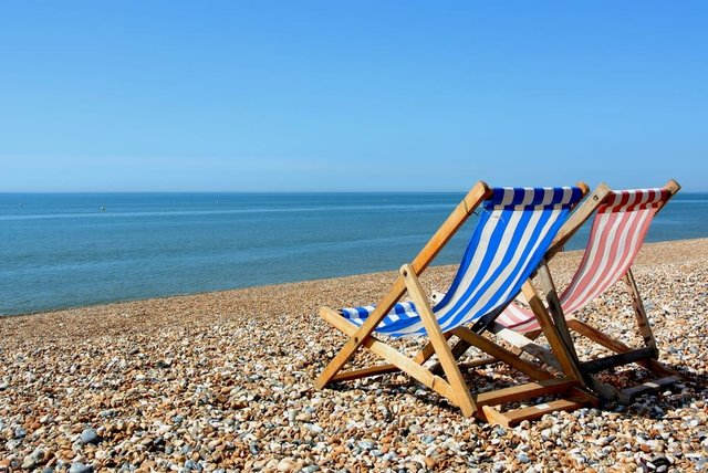 Exercise is now allowed on an unlimited basis, but is a day at the beach allowed? (Photo: Shutterstock)