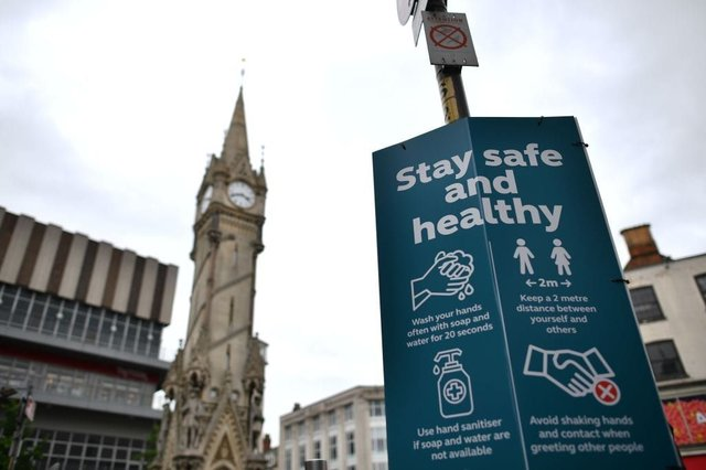 The infection rate in Leicester is three times that of the next highest city (Photo: Getty Images)
