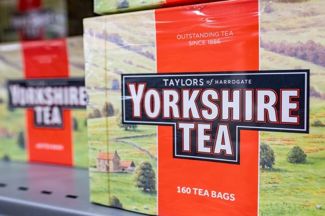 This is what Yorkshire Tea and PG Tips have said on Twitter (Shutterstock)