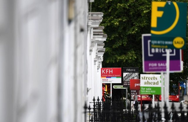 Rishi Sunak announced a stamp duty holiday on Wednesday (Getty Images)