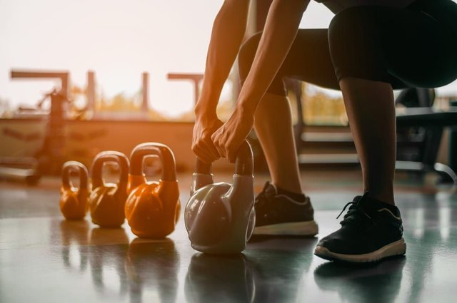 Indoor gyms and sports facilities in England will be able to reopen their doors from Saturday 25 July, but new rules and safety measures will be in place to keep customers and staff safe (Photo: Shutterstock)