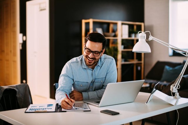 Many workers have had to swap the office for working from home during the coronavirus pandemic and, for some, the arrangement has made life much easier (Photo: Shutterstock)
