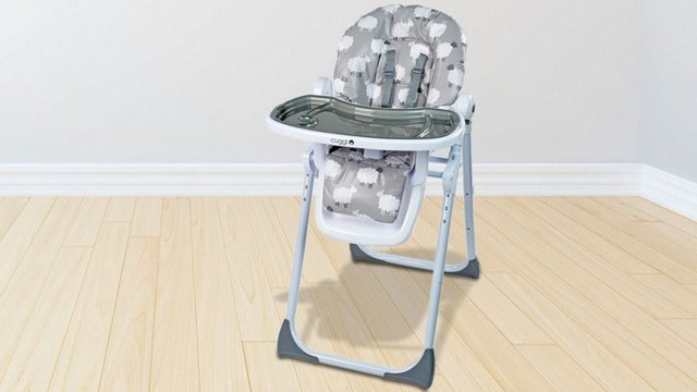 Argos is urgently recalling a high chair due to risk of injury for babies (Photo: Argos)