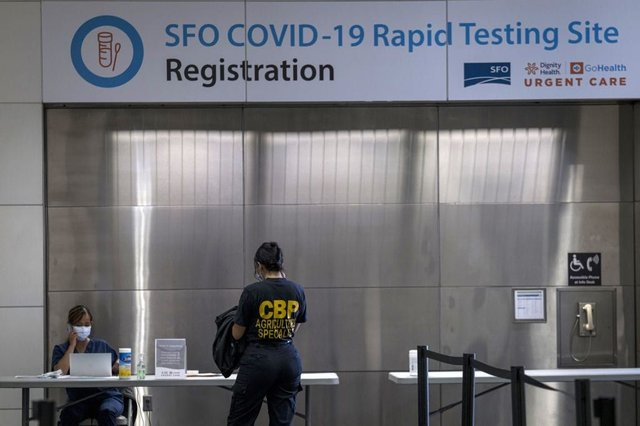 Testing has been rolled out at some major US cities (Getty Images)