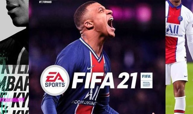 Gamers don't need to wait long to get hteir hands on a copy of Fifa 21 (EA Sports)