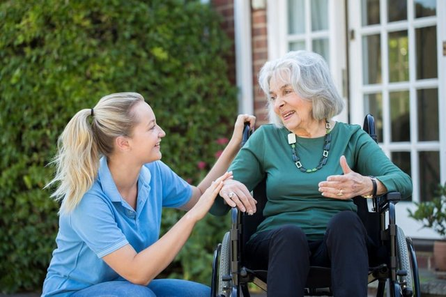Care homes will be prioritised for testing. (Photo: Shutterstock)