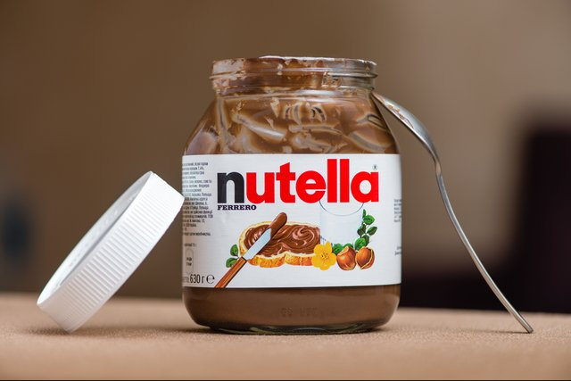 A photo of white chocolate Nutella has gone viral - but is it a real product? (Photo: Shutterstock)