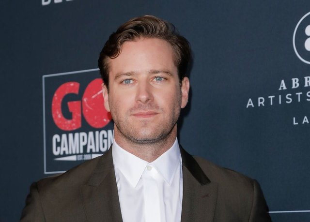 Armie Hammer has been accused of rape - he denies the claim (Getty Images)