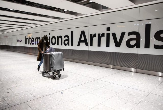 International travel for holidays is looking increasingly unlikely (Getty Images)