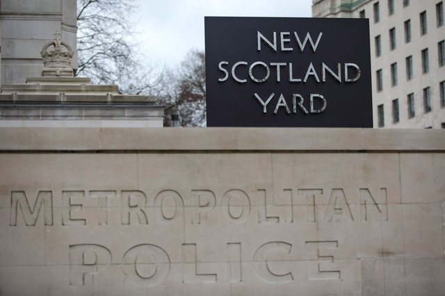The serving Metropolitan Police officer who had been detained in connection with the disappearance of Sarah Everard has now been arrested on suspicion of murder (Photo: Jack Taylor/Getty Images)