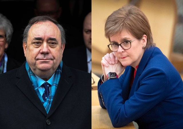 The First Minister is set to appear before the Holyrood inquiry today (Photo: Andy Buchanan/Jane Barlow/Getty Images)