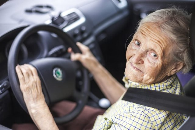 Over-70s could be banned from nighttime driving under possible new DVLA plans (Photo: Shutterstock)