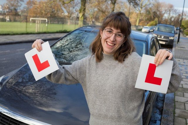 Driving tests and lessons are set to resume this month (Getty Images)