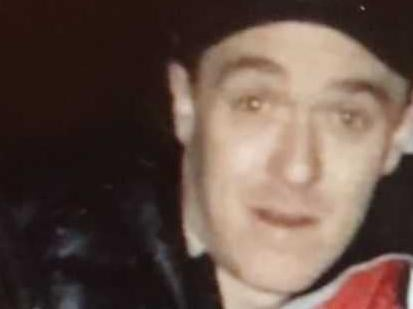 Christopher (Pictured) is described as white, 5ft 9in tall, of medium build with short, mousey brown hair. (Credit: Lancashire Police)