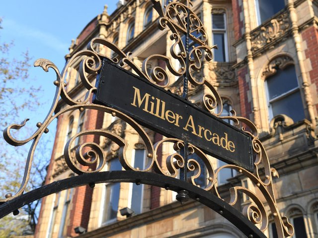 Miller Arcade was Prestons first indoor shopping centre, built in 1899. The Grade II listed Victorian building is home to a small selection of independent and well known shops, restaurants and bars.