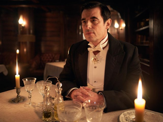 Claes Bang plays Dracula in a new BBC adaptation. Picture: BBC/Hartswood Films/Netflix/Robert Viglasky