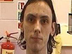 Christopher Kerrigan, 22, has been on the run since absconding from HMP Kirkham on October 5, 2019. Pic: Lancashire Police