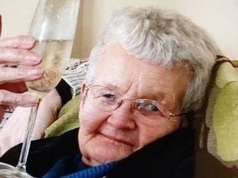 Elizabeth Saynor, 87, died after being hit by a Renault Clio whilst crossing a road in Great Harwood on Monday (January 14). Pic: Lancashire Police