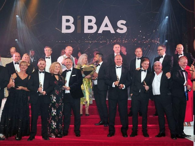 That winning feeling at the BIBAs