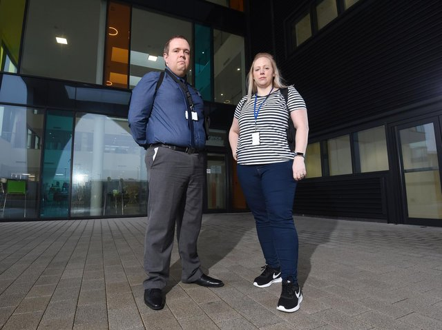 Thinking About A Change Of Career Two Blackpool Police Detectives Talk About Their Jobs Ahead Of 75 New Detective Roles Across Lancashire Lancashire Evening Post