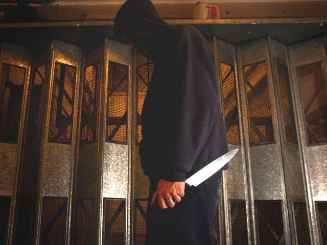At least 509 knife and offensive weapon crimes resulted in a caution or sentence in Lancashire in 2019