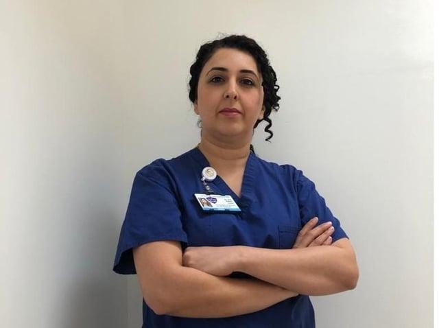Dr Ola Abbas is a consultant at Royal Preston Hospital