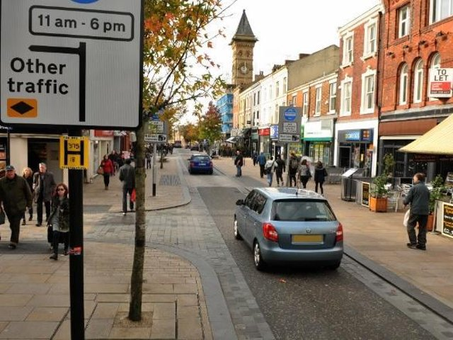 Fishergate's controversial bus lane is estimated to have earned LCC up to 2m.