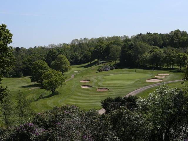 Preston Golf Club has been empty for nearly two months (image: Preston Golf Club)