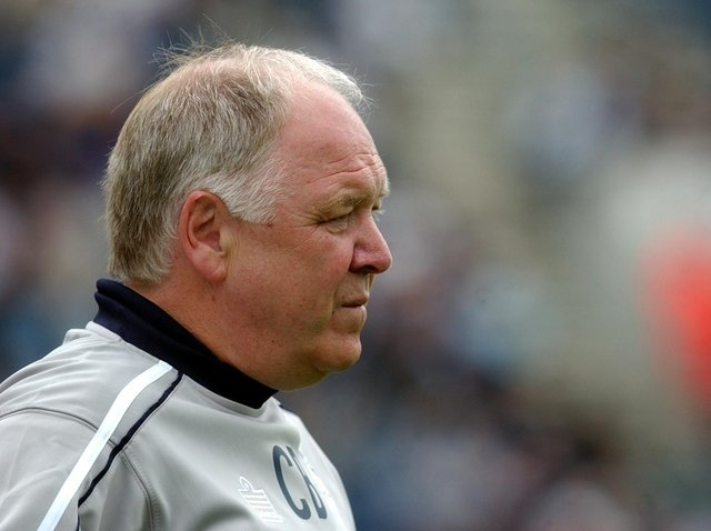 Preston North End manager Craig Brown has laughed off bookies predictions for next season