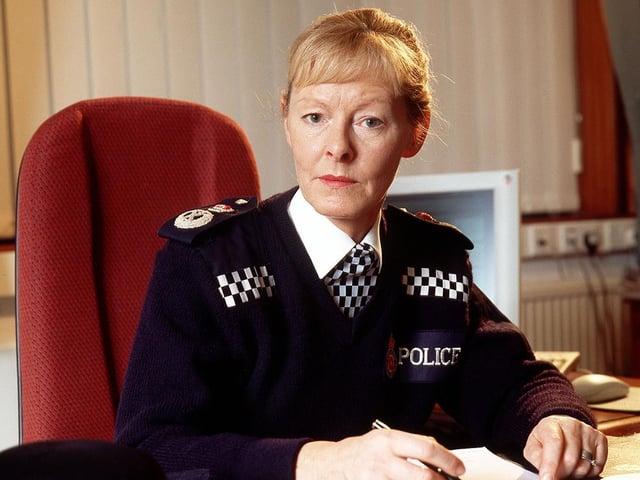 Former Lancashire Police Chief Constable Pauline Clare. Photo: BBC
