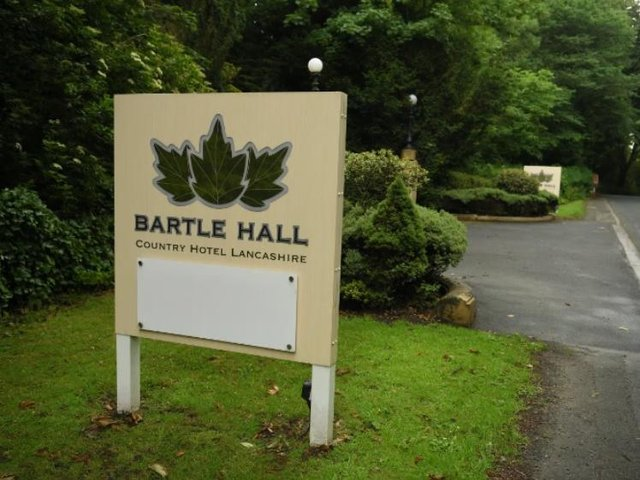 The swish Bartle Hall could be surrounded by new housing.