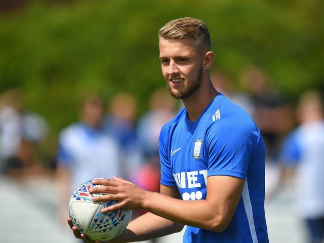 Connor Simpson Wishes Preston North End Well As He Leaves Deepdale Lancashire Evening Post