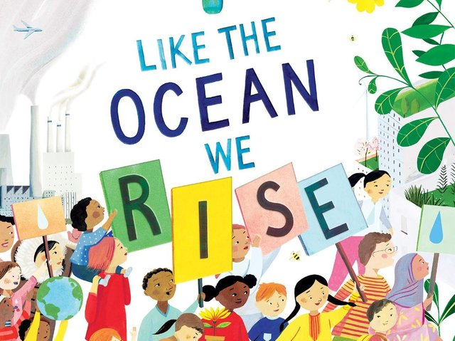 Like the Ocean We Rise