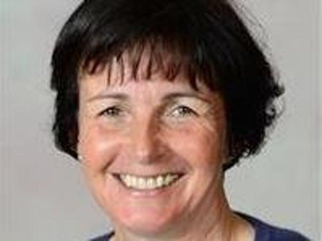 County Councillor Phillipa Williamson