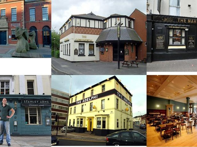 Not all Preston pubs are reopening on Saturday