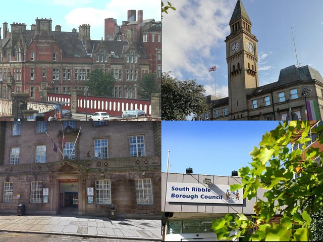 Councils across the county have been given three tranches of Covid cash so far