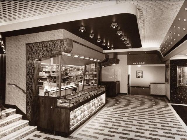 Foyer of the ABC Cinema