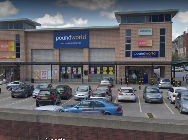 The new Oops! store will take over the former home of Poundworld.