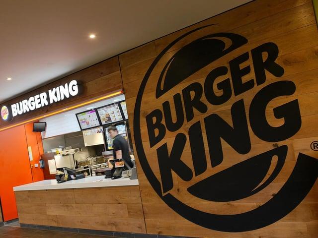 Burger King has reopend its Preston restaurant