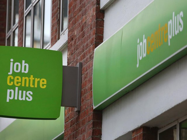Data shows 6,445 people were claiming out-of-work benefits in Preston as of July 9