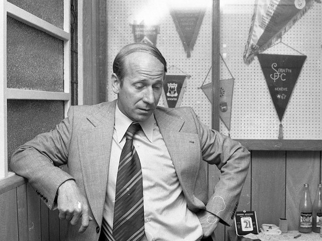 Bobby Charlton's shock decision to quit Preston North End follows a disagreement over a transfer deal