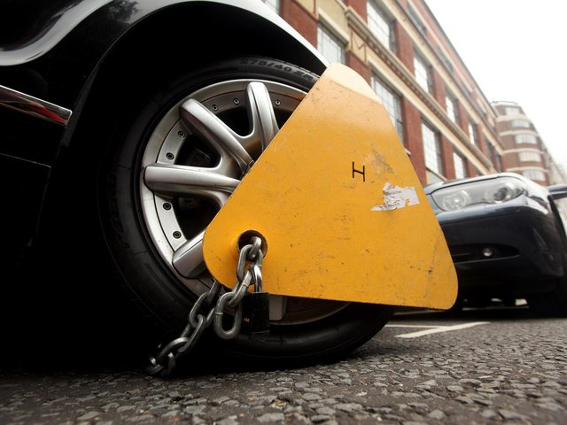 A crackdown on rogue private car parking firms is being outlined by the Government