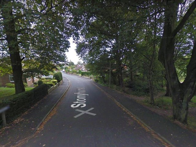 A 15-year-old girl was lured into woodlands off Stonyhurst and close to Holy Cross Catholic High School in Chorley, where a man forced her to remove her clothing on Thursday morning (September 17). Pic: Google