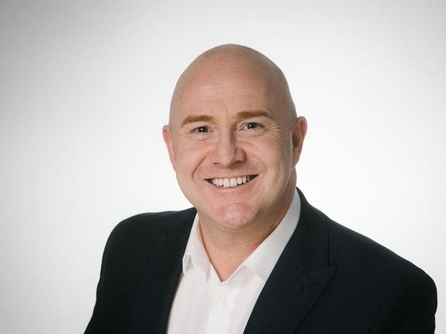 Aaron Cummins, Chief Executive, UHMBT.